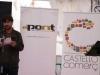 Josep Porcar llig el «Glosari» d\'Eugeni d\'Ors