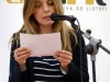 Susanna Lliberós ret homenatge a Josep Carner