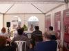 Públic assistent a la presentació d\'obres d\'El Pont Cooperativa de Lletres