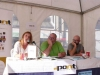 Susanna Lliberós, Albert Garcia i Jordi Colonques