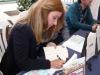 Susanna Lliberós signa el seu poemari «Compàs d\'espera»