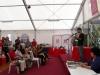 Josep Porcar durant la V Literatura en Veu Alta