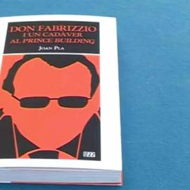 «Don Fabrizzio i un cadàver al Prince Building», de Joan Pla