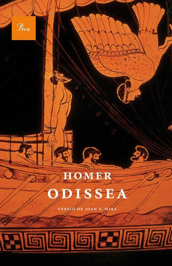 Odissea, Homer, trad. Joan Francesc Mira