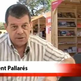 Vicent Pallarés i la seua literatura