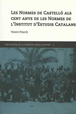 Les Normes de Castelló als 100 anys de les Normes de l'IEC