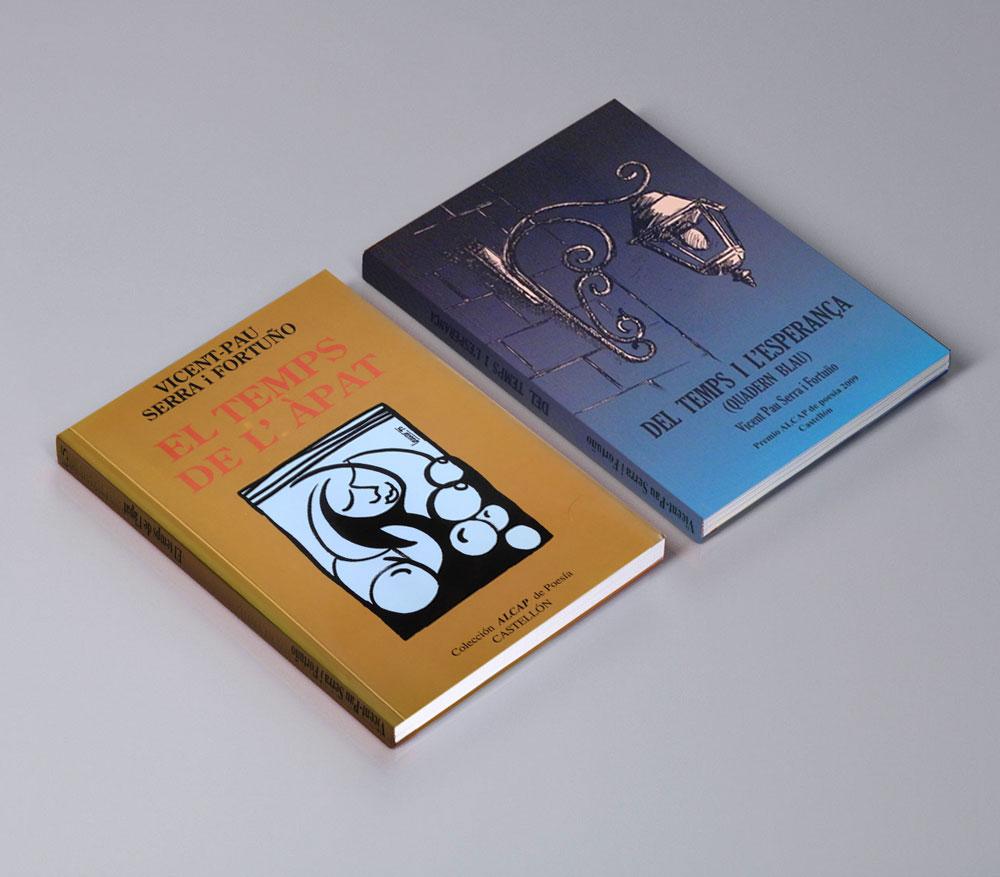 Dos obres de Vicent Pau Serra