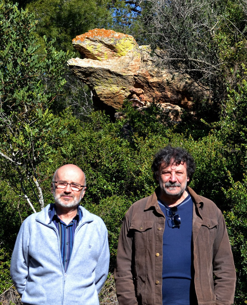 Josep V. Font i Nel·lo Navarro