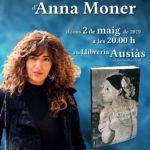Anna Moner presenta a Vila-real «La mirada de vidre»[2-V-2019]