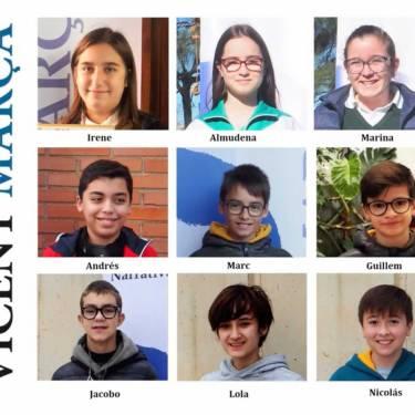 53 relats guardonats en el Premi de Narrativa Escolar Vicent Marçà