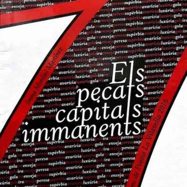 Els pecats capitals immanents. Imma Monlleó Martínez